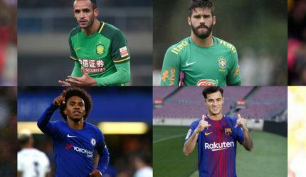 Os jogadores que defenderão a Seleção Brasileira na Copa do Mundo