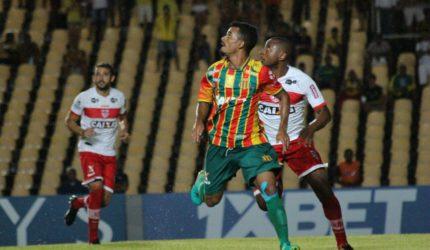Sampaio enfrenta o Vitória de olho na semifinal da Copa do Nordeste