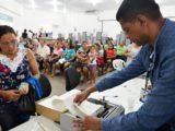Eleitores lotam forum eleitoral de sao luis para regularizacao eleitoral2
