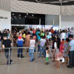 Eleitores lotam forum eleitoral de sao luis para regularizacao eleitoral 9
