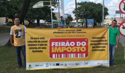 Feirão do Imposto garante preços baixos em São Luís