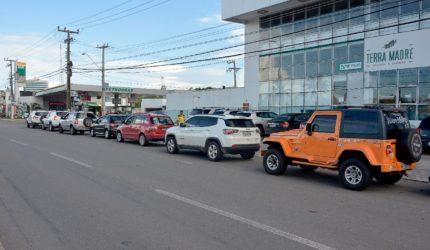 Áreas afetadas pela paralisação dos caminhoneiros no Maranhão