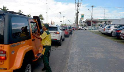Internautas compartilham onde tem combustível em São Luís