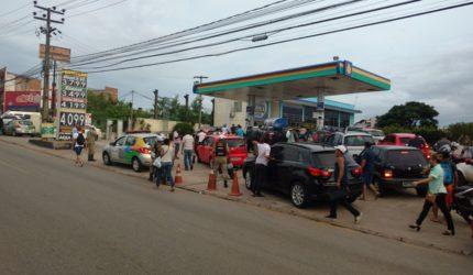 Postos de combustíveis são notificados à reduzir preços