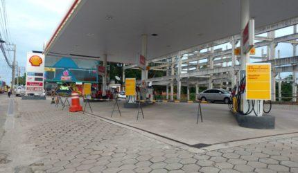 Combustíveis começam a chegar em São Luís