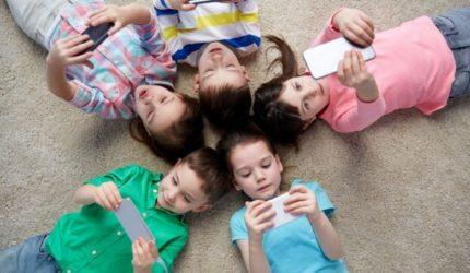 O impacto da tecnologia na vida das crianças e suas consequências