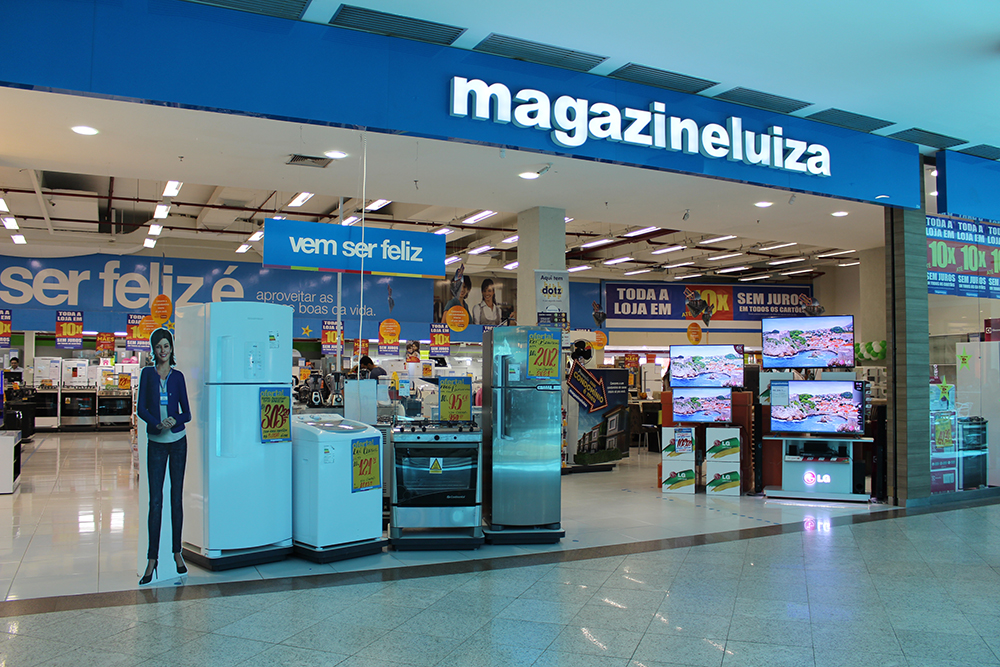 Magazine Luiza abre quatro lojas em São Luís nesta quinta ...