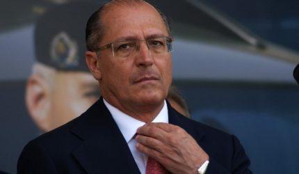 Ex-governador de São Paulo visita São Luís