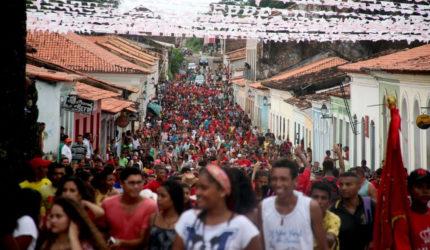Festa do Divino começa nesta quarta-feira em Alcântara