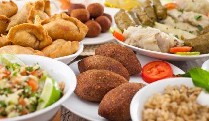 Qual o melhor restaurante de comida árabe de São Luís?