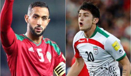 Copa do Mundo: 5 motivos para não perder Marrocos e Irã