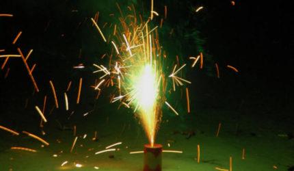 São João: médico alerta sobre os cuidados com fogos de artifício
