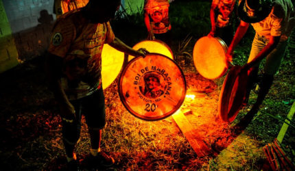 Exposição sobre o Boi de Maracanã abre nesta segunda-feira
