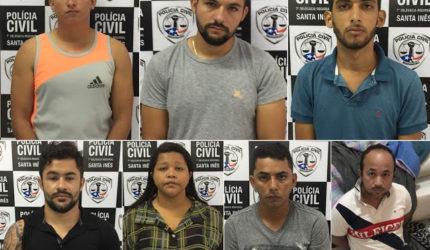 10 suspeitos de fraude em concurso são presos no MA