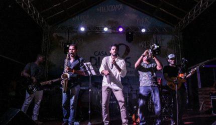 Soul Reggae comemora 1 ano da banda com show