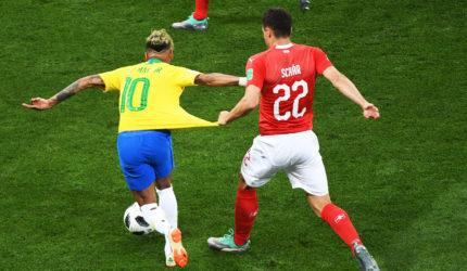 Prefeitura decreta ponto facultativo durante jogos do Brasil