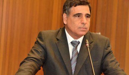 Max Barros desiste de reeleição à Assembleia Legislativa