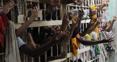 Durante feriado da Semana Santa 735 presos serão soltos