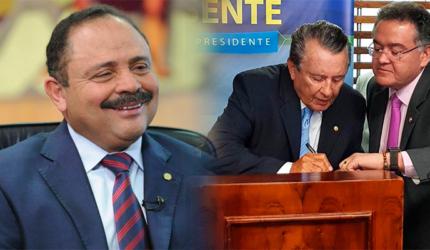 Waldir Maranhão corre por fora pra tirar vaga de Zé Reinaldo Tavares ao senado