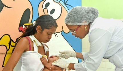 Prefeitura antecipa campanha de vacinação contra sarampo e poliomielite
