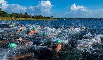 Lagoa de Cassó recebe Maratona Aquática neste sábado