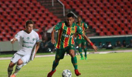 Em casa, o Sampaio fica no empate sem gols com o Juventude