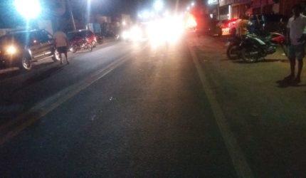 Facções e policiais trocam tiros na Vila Palmeira, em São Luís
