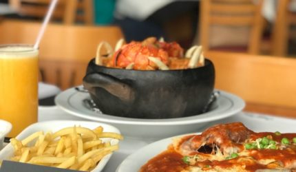 Sair pra Comer: clube garante 100% de desconto no segundo prato