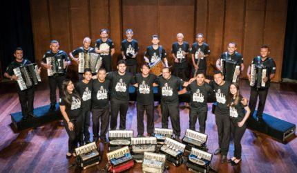Orquestra Sanfônica Seu Dominguinhos e muito forró neste final de semana