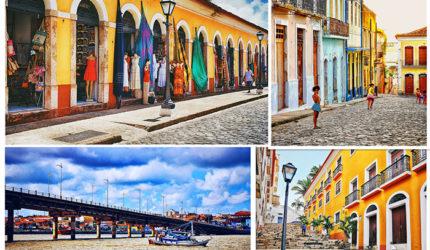São Luís está entre os dez destinos brasileiros mais procurados