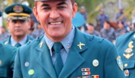 Maura Jorge escolhe coronel para ser vice-governador