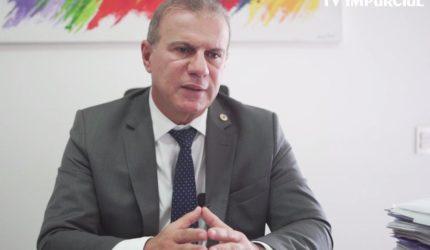 """TV Imparcial: """"Sampaio não vai ser rebaixado"""", afirma Sergio Frota"""