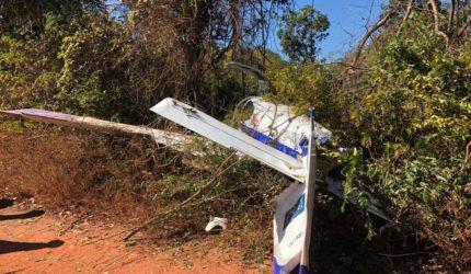 Avião com ex-governador do Piauí faz pouso forçado em Timon