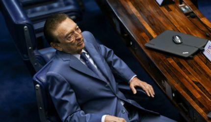 """Lobão: """"Não tenho curral eleitoral, eu tenho a consciência política do estado do Maranhão"""""""