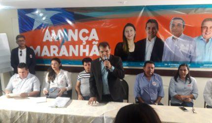 Avante realiza convenção e declara apoio a Flávio Dino