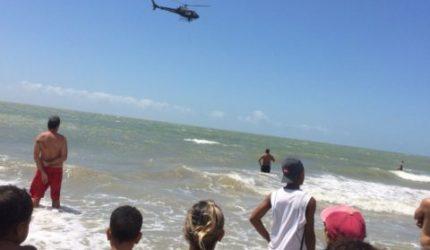 Irmãos se afogam na praia do Araçagy em São Luís