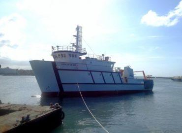 Ufma recebe o navio de ensino e pesquisa Ciências do Mar