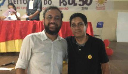 """PSOL registra candidatura da chapa """"sem medo de mudar o Maranhão"""""""