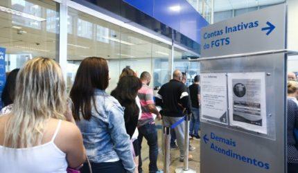 FGTS vai dividir R$ 6, 23 bilhões entre os trabalhadores este mês
