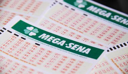 Mega-Sena está acumulada em R$ 43,5 milhões