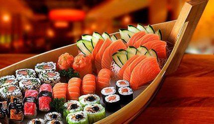 Qual o melhor restaurante de comida japonesa de São Luís?