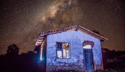 Caça às estrelas: fotógrafo captura céu do interior do MA