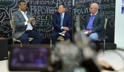 Assista na íntegra a entrevista com o candidato Flávio Dino
