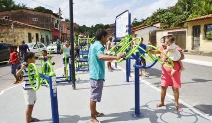 Depois de quase 40 anos, rua na Vila Isabel é reinaugurada