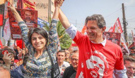 No Maranhão, Haddad lidera as intenções de voto