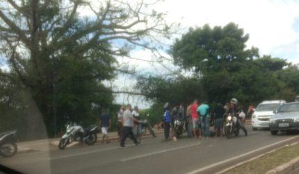Acidente de trânsito provoca morte de policial militar