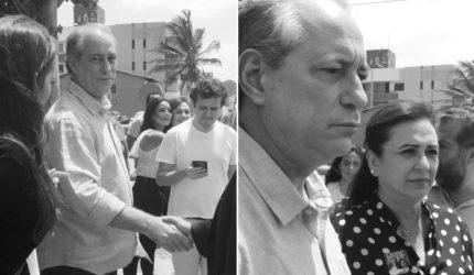 """Ciro Gomes: """"Sem Lula, nós precisamos olhar para o futuro"""""""