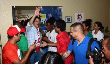 Fernando Haddad estará em São Luís domingo