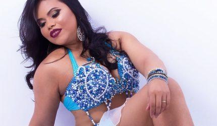 Referência no MA, Arianna Lopes trocou o emprego fixo pela dança