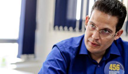 """Alexandre Almeida: """"Defendo um novo critério na divisão dos tributos"""""""